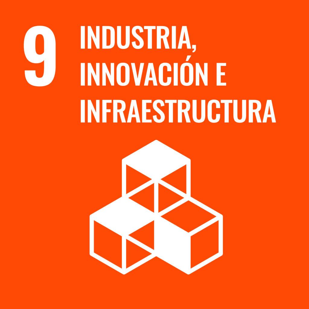 Industria, innovación e infraestrucura